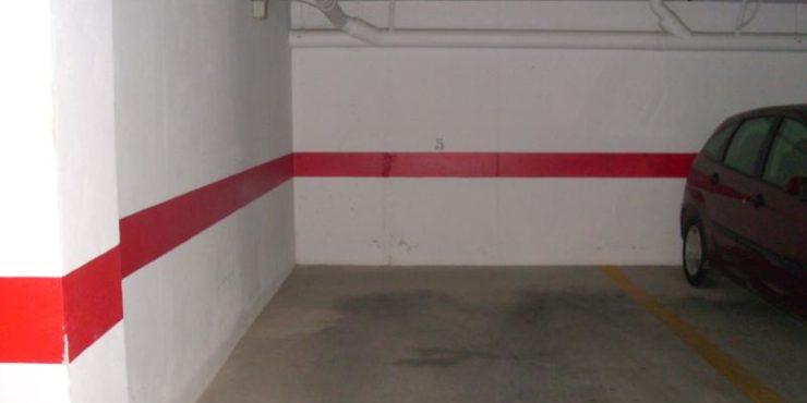 Alquiler de garaje en chipiona