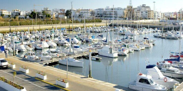Piso cerca del puerto deportivo de chipiona